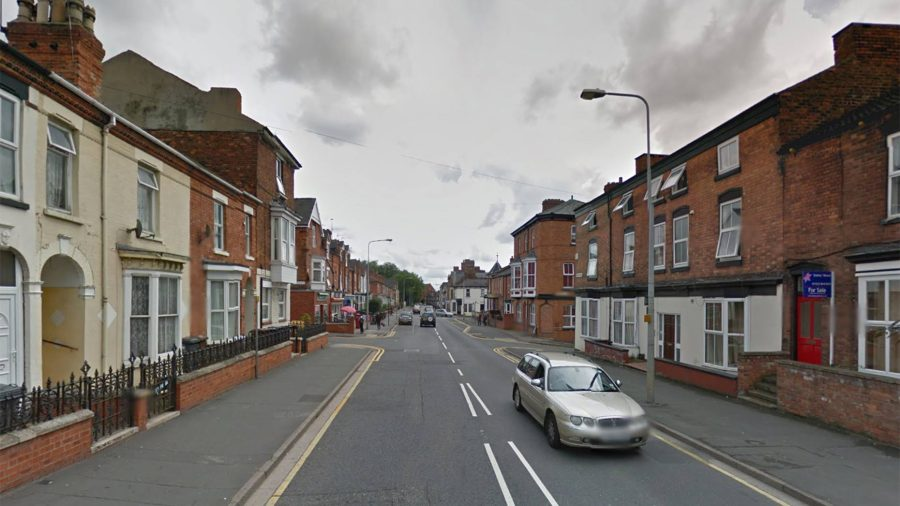 Monks Road, Lincoln. Photo: Google Street View