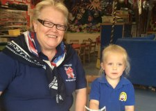 Carolynn Fletcher manages Swineshead Pre-School Centre near Boston.