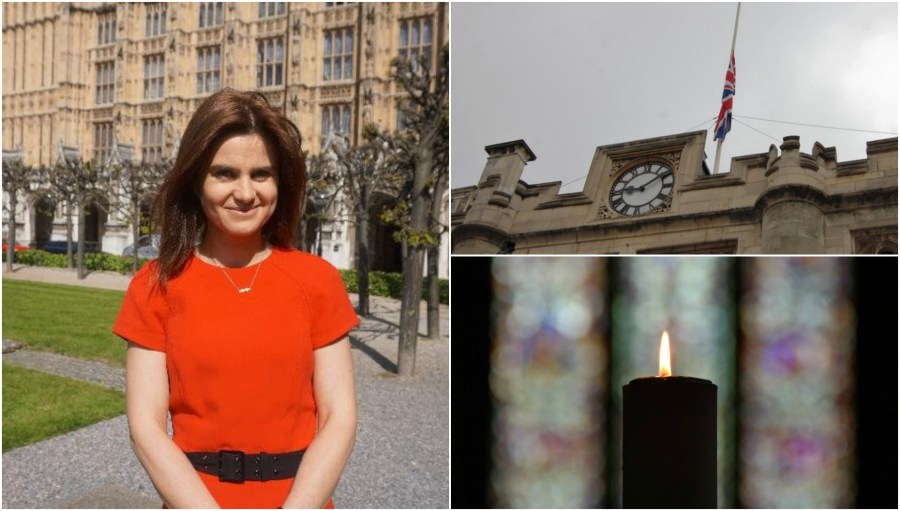 Jo Cox was brutally murdered in her hometown on Thursday, June 16.
