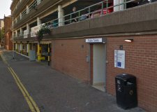 The public toilets on Lucy Tower Street. Photo: Google Street View