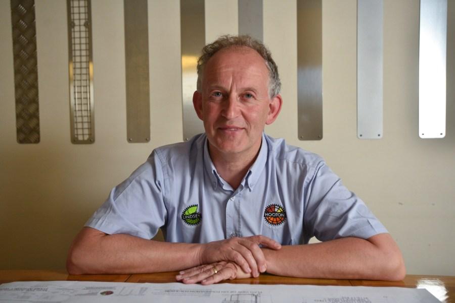 Richard Marshall, Managing Director of Hooton Engineering. Photo: Steve Smailes