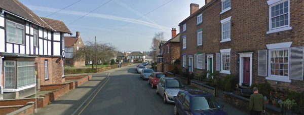 Cobden Street in Gainsborough. Photo: Google Street View