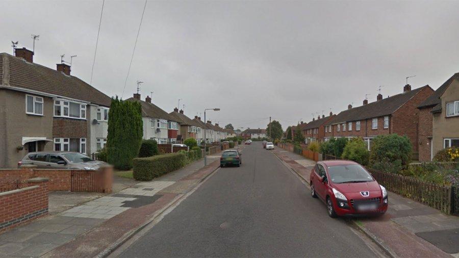 Pierson Street in Newark. Photo: Google Street View