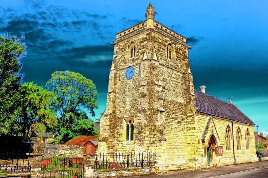 Heighington Church. Photo: Andrew Taylor
