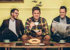 Scouting for Girls will perform at the Engine Shed for Lincoln freshers' week.