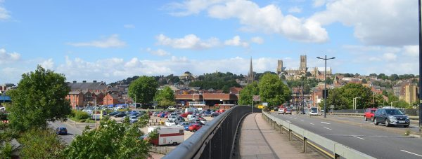 St Mary's Street car park will close on Monday, August 29 at 7pm. Photo: The Lincolnite