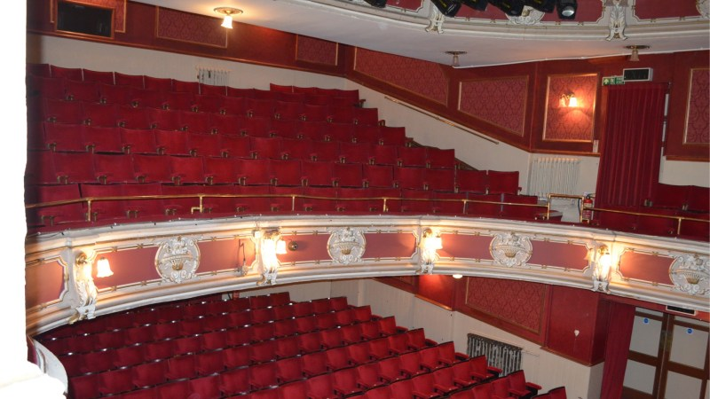 The theatre is currently having a re-vamp reading for its official re-opening in mid October