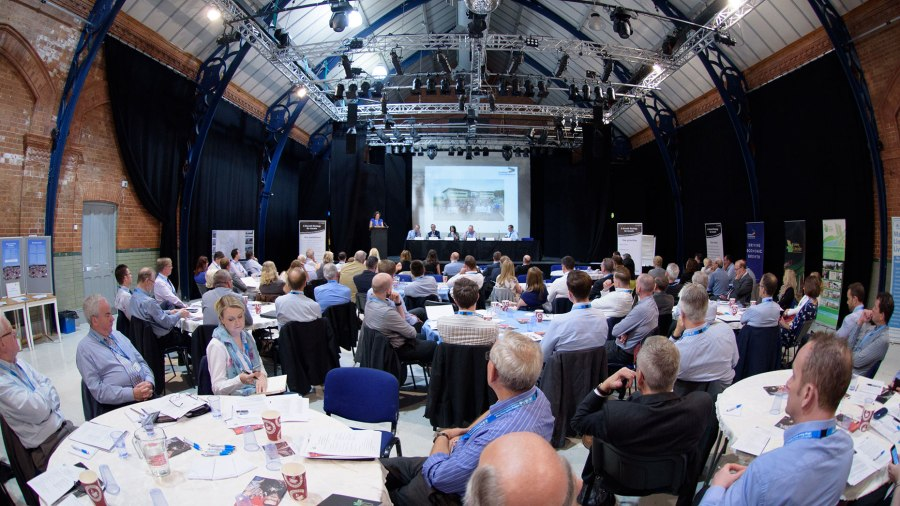 Lincoln Growth Conference focused on Lincoln's role in driving the economy. Photo: Steve Smailes for The Lincolnite