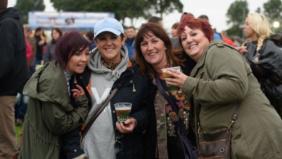 Summer's End Festival at the Lincolnshire Showground. Photo: Steve Smailes for The Lincolnite