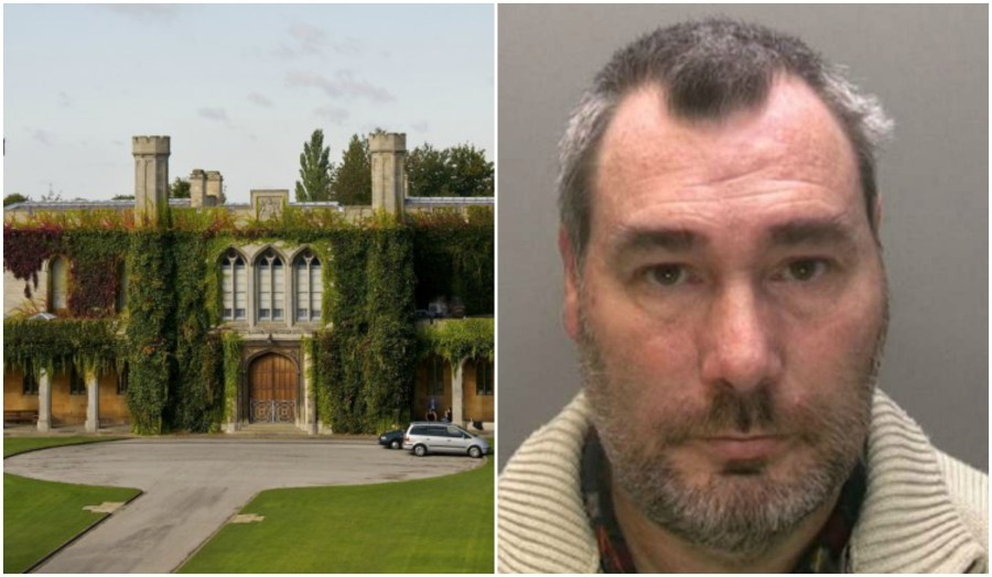 Stephen Boyd, 52, has been jailed for 24 years. Photo: Lincolnshire Police
