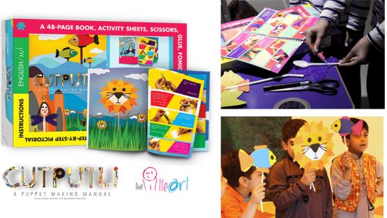 CutPutli – Art of Puppetry for Children