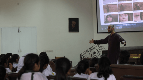 Storytelling Through Film – LICFF Filmmaking Workshops