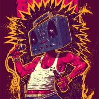 Raz - BoomBox Punk