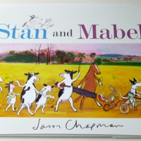 Jason Chapman - Stan and Mabel win Silver at Images 34