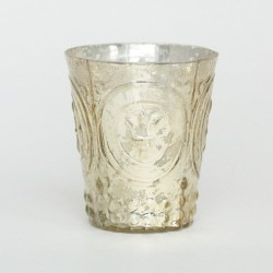 Small Of Mercury Glass Votives