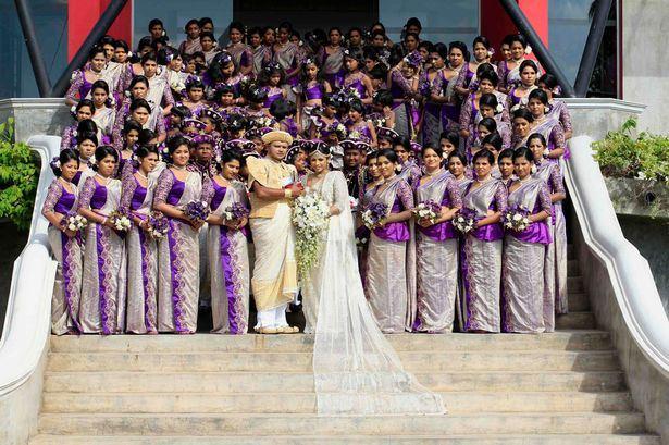 SRI - IN - bridesmaids