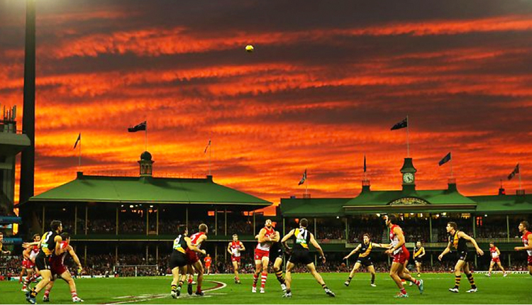 Aussie Rules footy tips – making the most of winter in Sydney