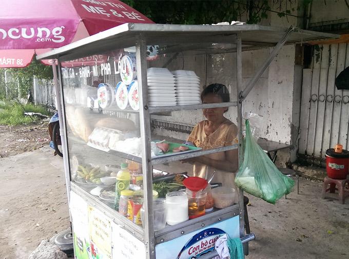 Mornings in Saigon