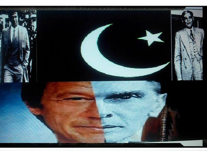From 1947 to 2015, Jinnah to Khan