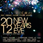 New Years Eve @ Spazio Nero/Segafredo Brickell