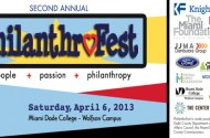 Philanthrofest 2013 Header