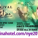 Miami New Years Eve 2014: The Catalina Hotel Miami Beach