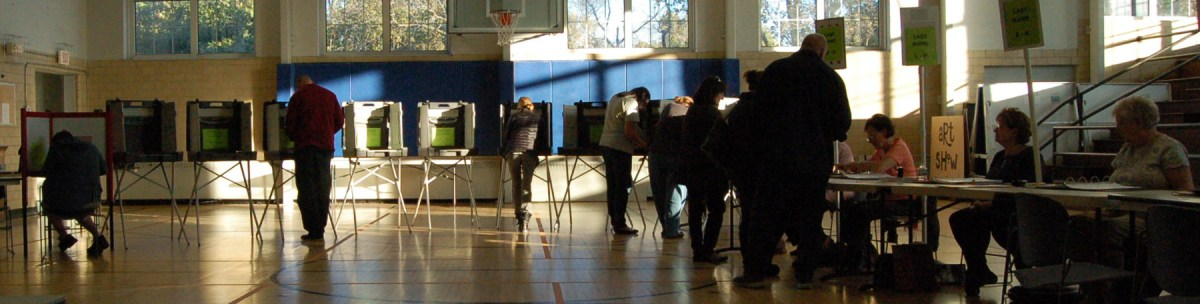 It's On! Early Voting Starts In Massachusetts