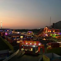 Fun Fair in the Olympic Park