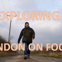 Exploring London on Foot talk at Leyton & Leytonstone Historical Society