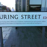 Turing Street, London E20