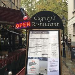 Cagney's Cosmo Place