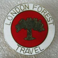 London Forest Buses Badge