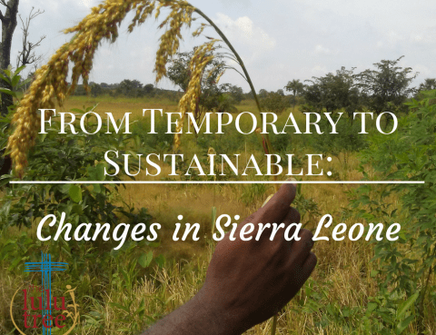 From Temporary to Sustainable