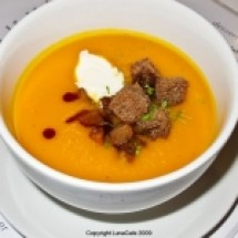 thumbs sportello kuri squash soup Boston Eats