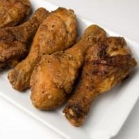 LunaCafe's Spicy Fried Chicken