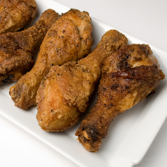 LunaCafes Spicy Chicken Drumsticks Fourth of July Independence Day Roundup
