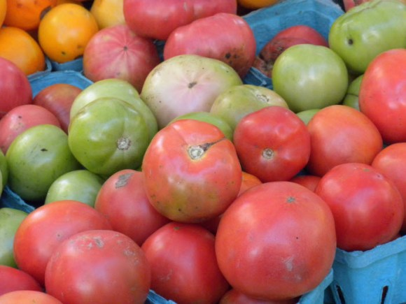 Heirloom Tomatoes Fresh