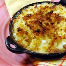 LunaCafe Mac an dCheese Mac & Cheese