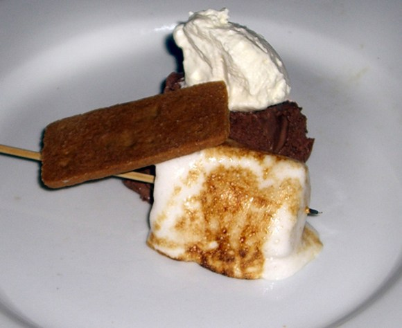 Smore 2 Northwest Chocolate Desserts 2008