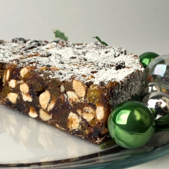 First version shot 7 Panforte di LunaCafe: Tis the Season