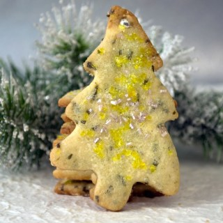 Trim the Christmas Tree & Eat It Too Cookies