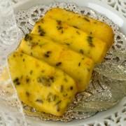 Herb de Provence Orange Butter Cookies