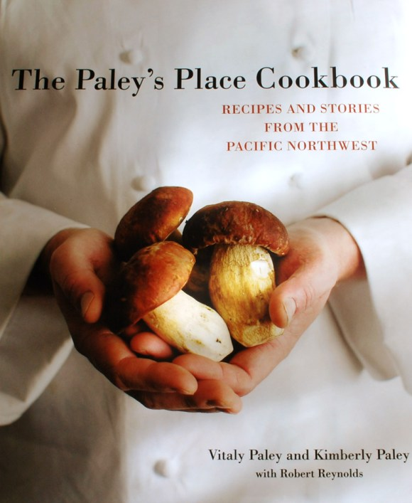 Cookbook Cover The Paleys Place Cookbook