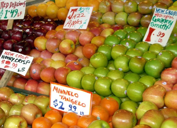 Fresh Fall Crop Apples Apple Primer
