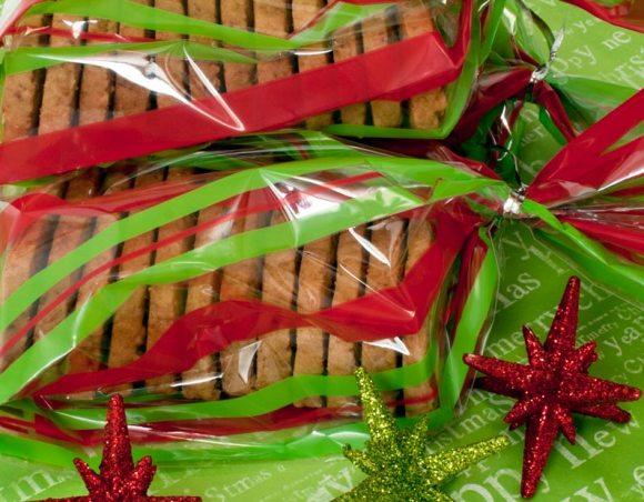 Bags Coconut Vanilla Lime Shortbread