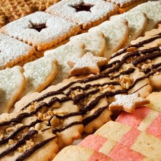 Twelve Days of Christmas Cookies: Silver Bells