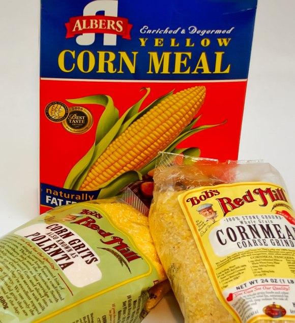 Product Polenta (AKA Cornmeal Grits)