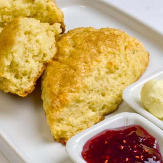The Best Scones in the Entire Universe