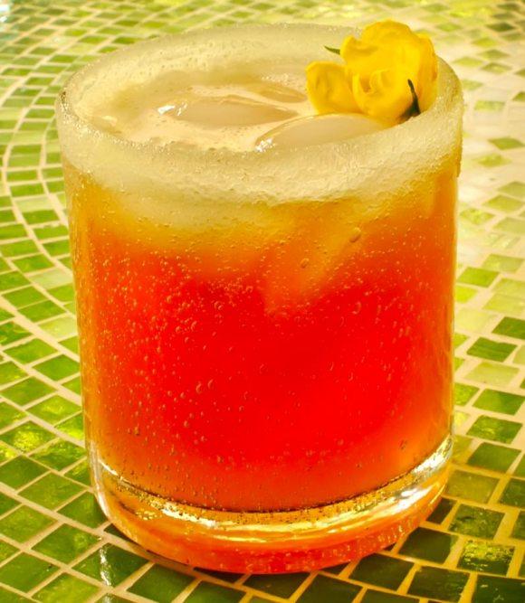 Drink Rhubarb Rose Petal Caramel Syrup + 4 Variations