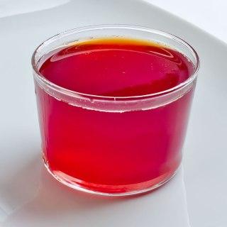 Rhubarb Rose Petal Caramel Syrup + 4 Variations